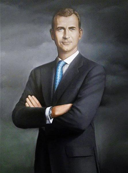rey de españa Felipe VI