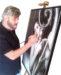 Miguel Angel Coll, artista plastico