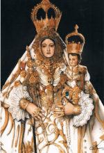 Pintura de la Virgen de Araceli
